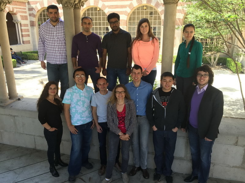 Prof. Anna Krylov's research group